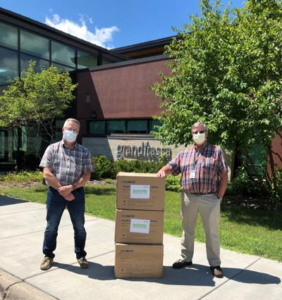 UPM Blandin donates 10,000 protective face masks to local health care facilities