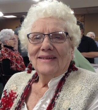 "Shirley ""June"" Witte 1925 - 2021"
