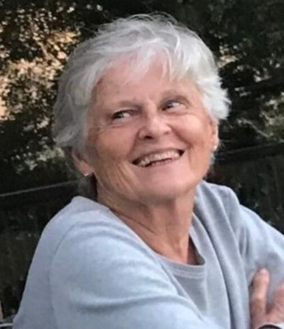 Carol Ann Robinson 1944- 2021