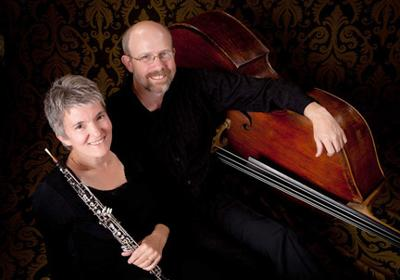 Oboe and Double Bass Duo