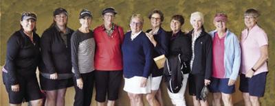 Women's Morning Golf League at Pokegama
