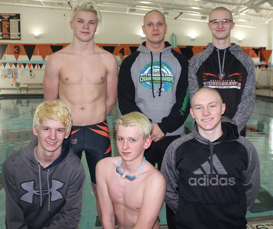 GR swim and dive