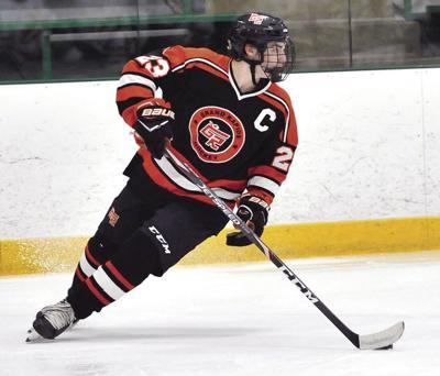 Peart named Mr. Hockey
