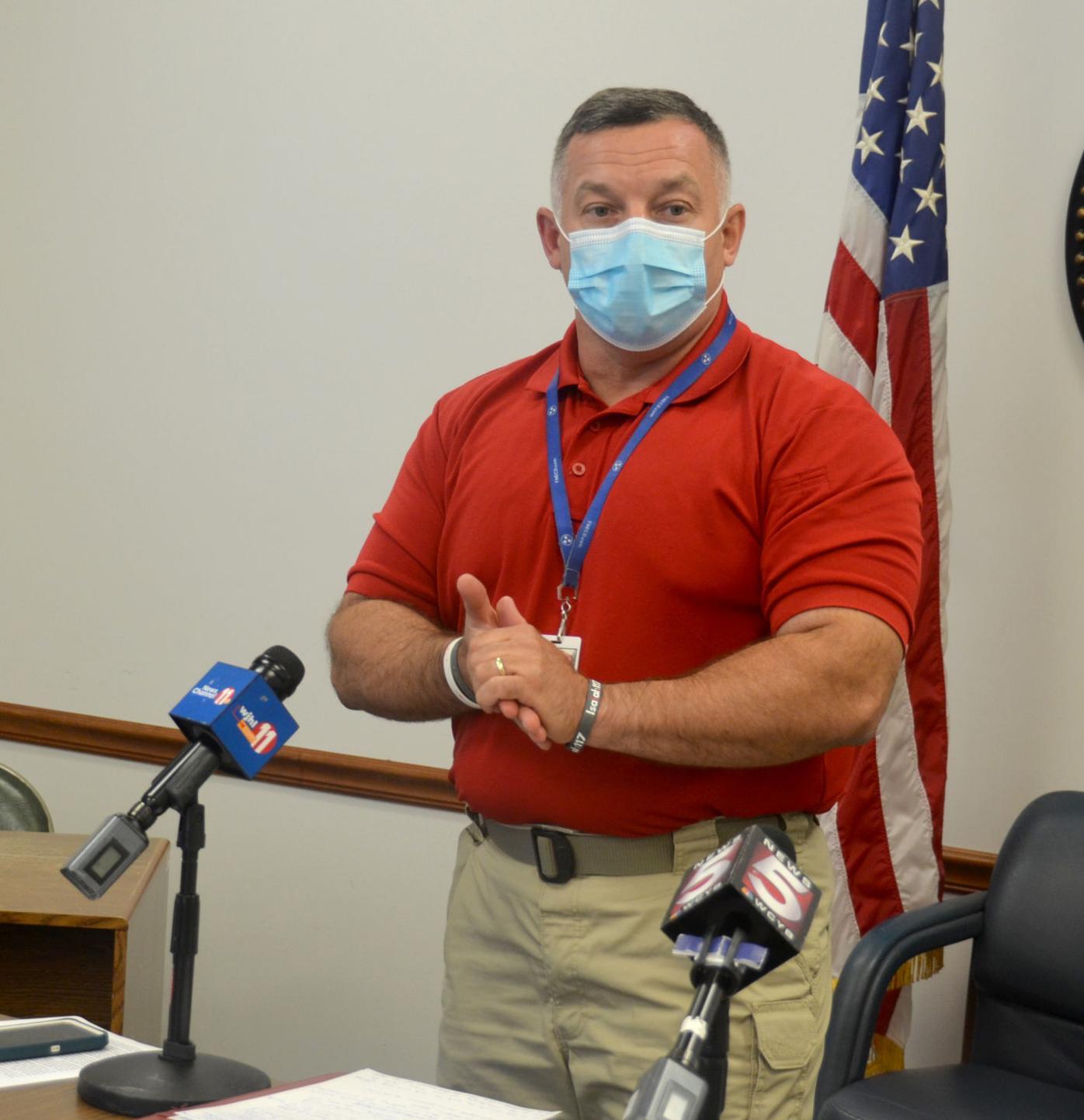 Mayor Morrison Mask
