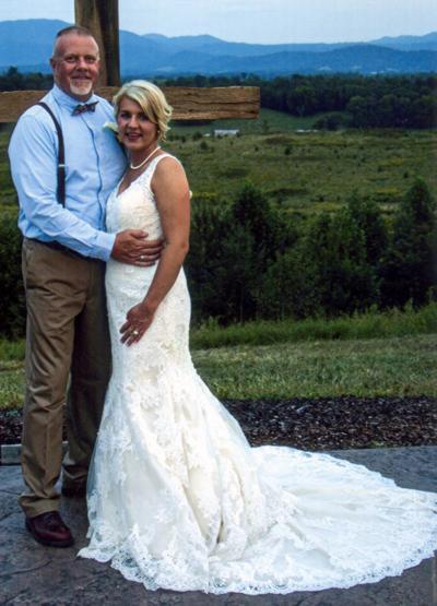 Aleta Gabrielle Priar Weds James Cubert Heck