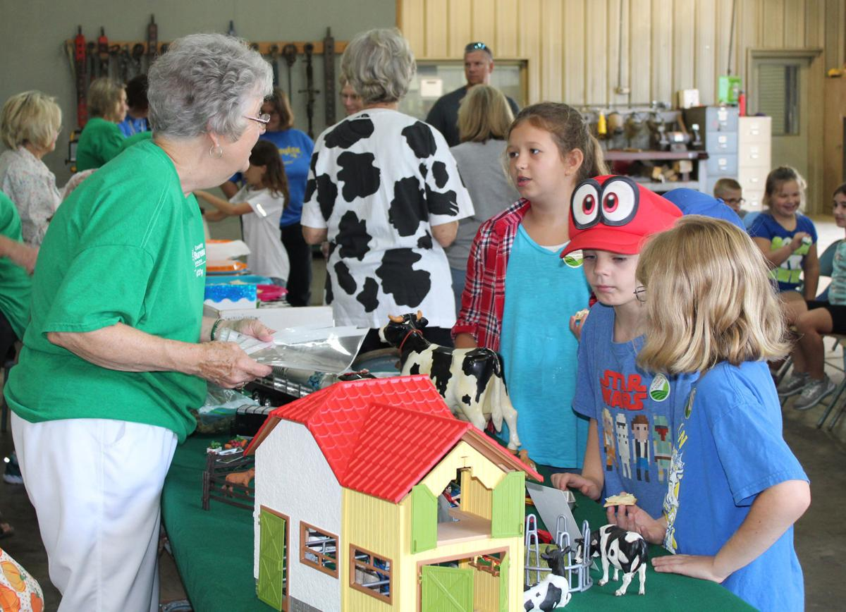 2018 Kids Day on the Farm