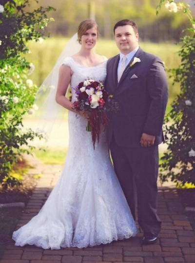 Leah Catherine Keough Weds Matthew Charles Hutcherson