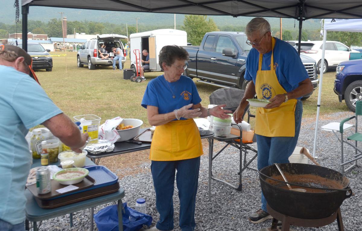 Camp Creek Ruritan Food