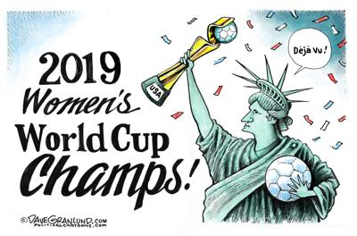 World Cup Champs ... Again