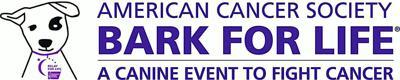 Bark For Life logo