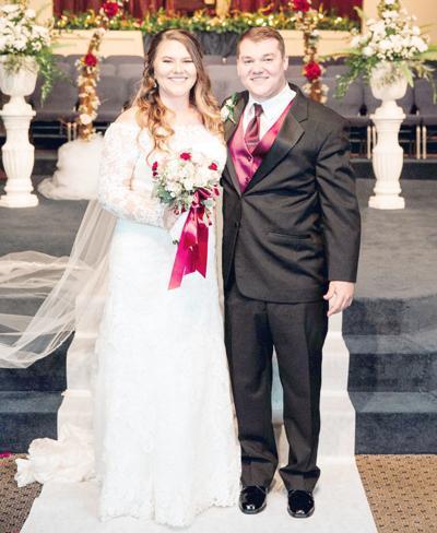 Maci Alexandria Brown Weds Tyler Alexander Kelley