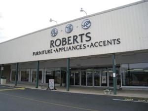 Roberts Furniture, Appliances, Accents