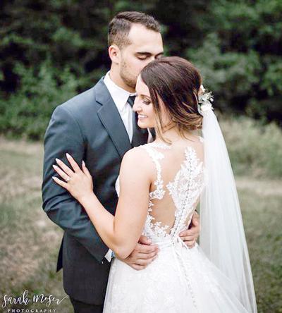 Kelly Elizabeth Mrock Weds Geoffrey Tyler McReynolds