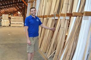 Ryan In The Warehouse