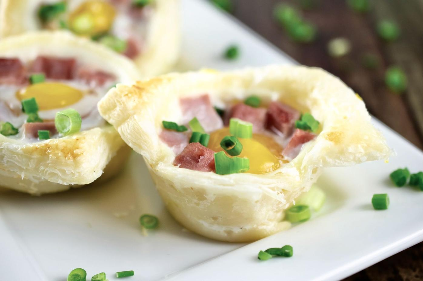 PASTRY BRUNCH CUPS
