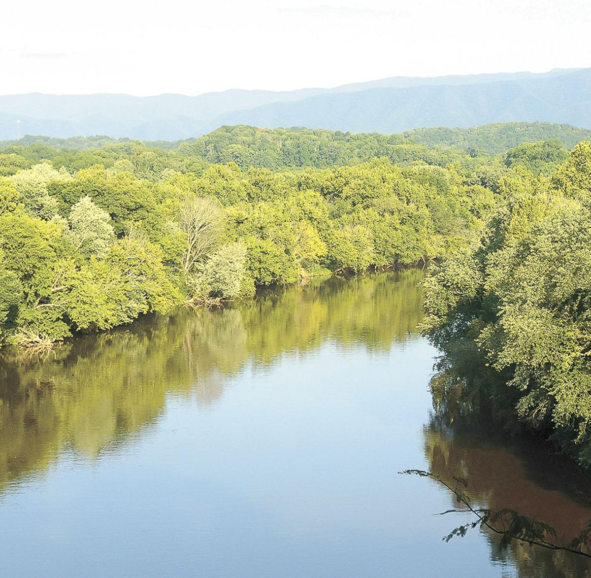 Untapped industry it 39 s complicated local news for Nolichucky river fishing
