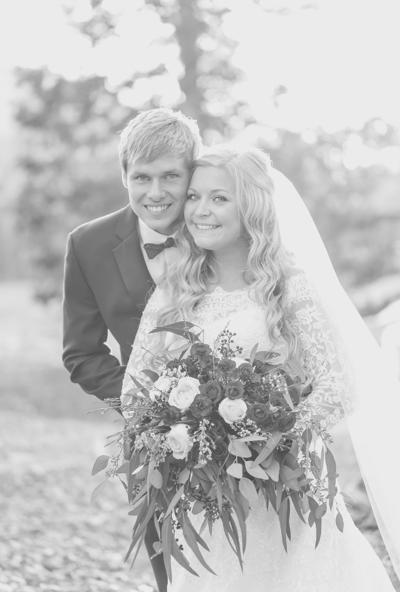 Samantha Brooke King Weds Austin Timothy Goss