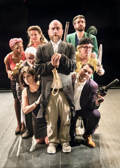 Clue, Greeneville Theatre Guild