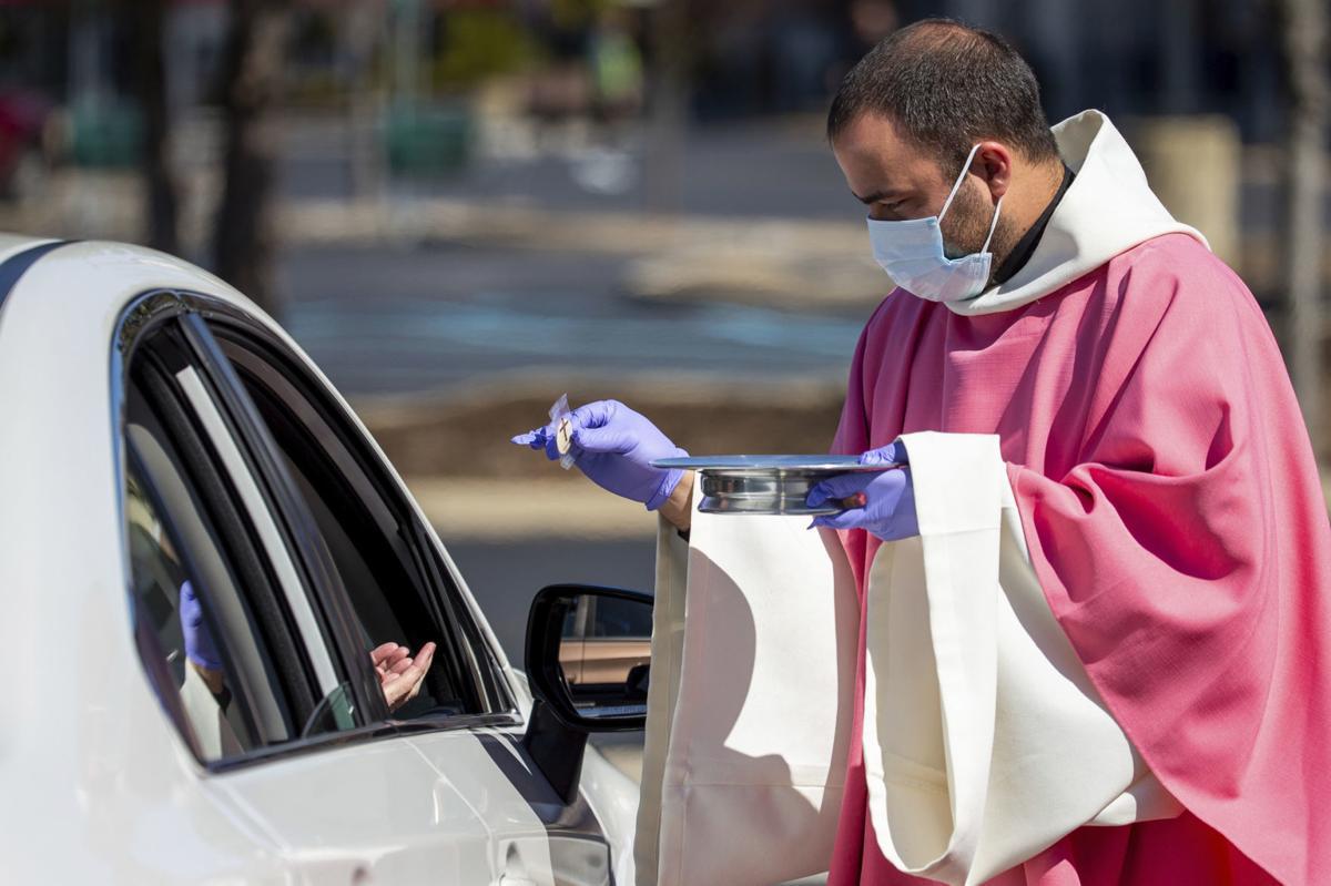 Virus Outbreak Future of Communion