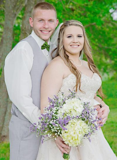 Cortney LaShea McAfee Weds Joseph Lee Rush