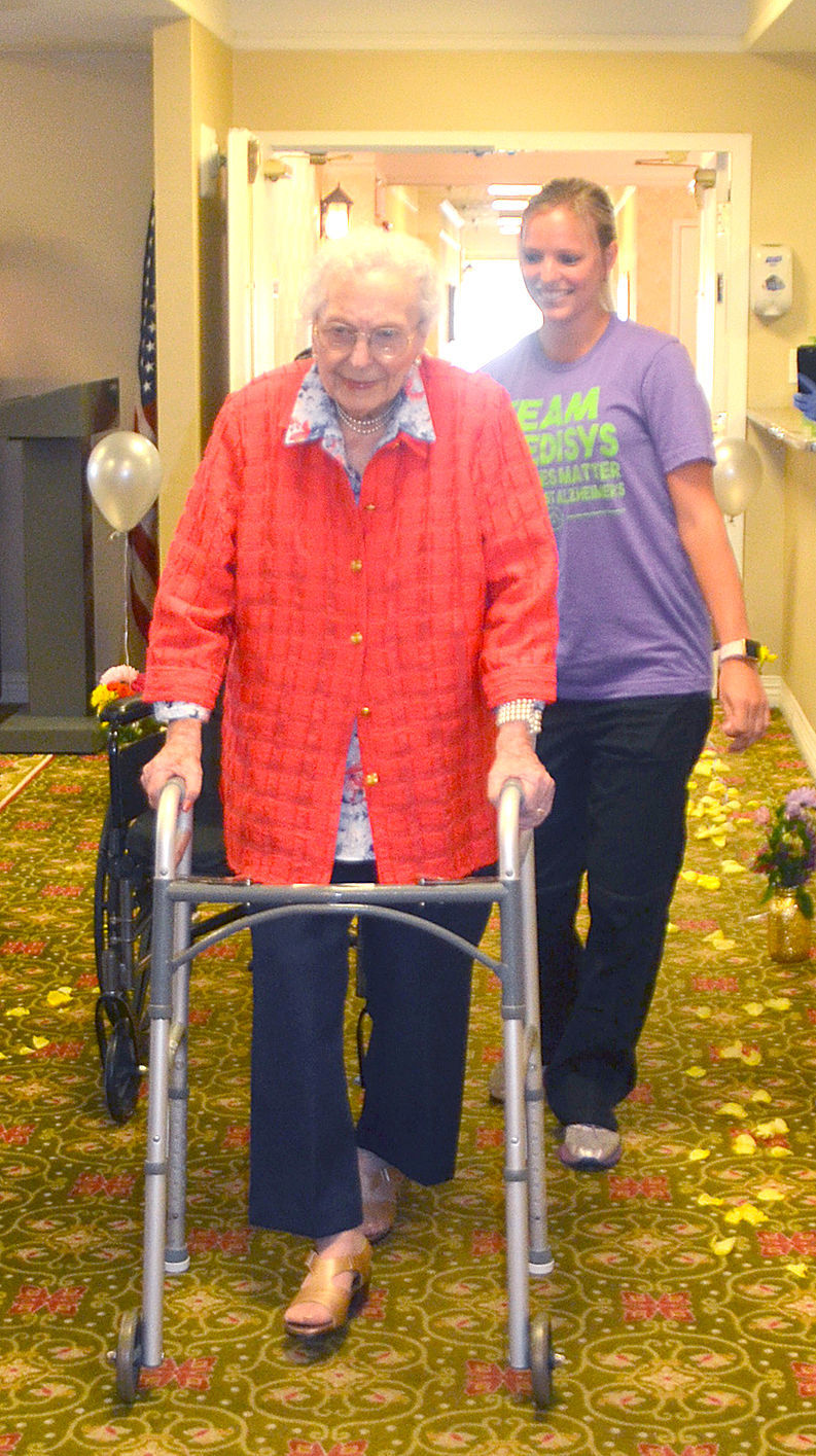 Anderson Turns 106