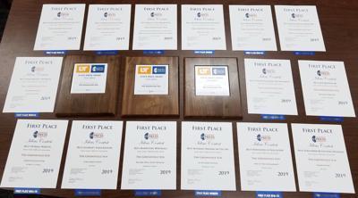 Sun Wins Top Awards From State Press Association