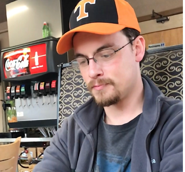 Nicholas Rios Todd With Hat