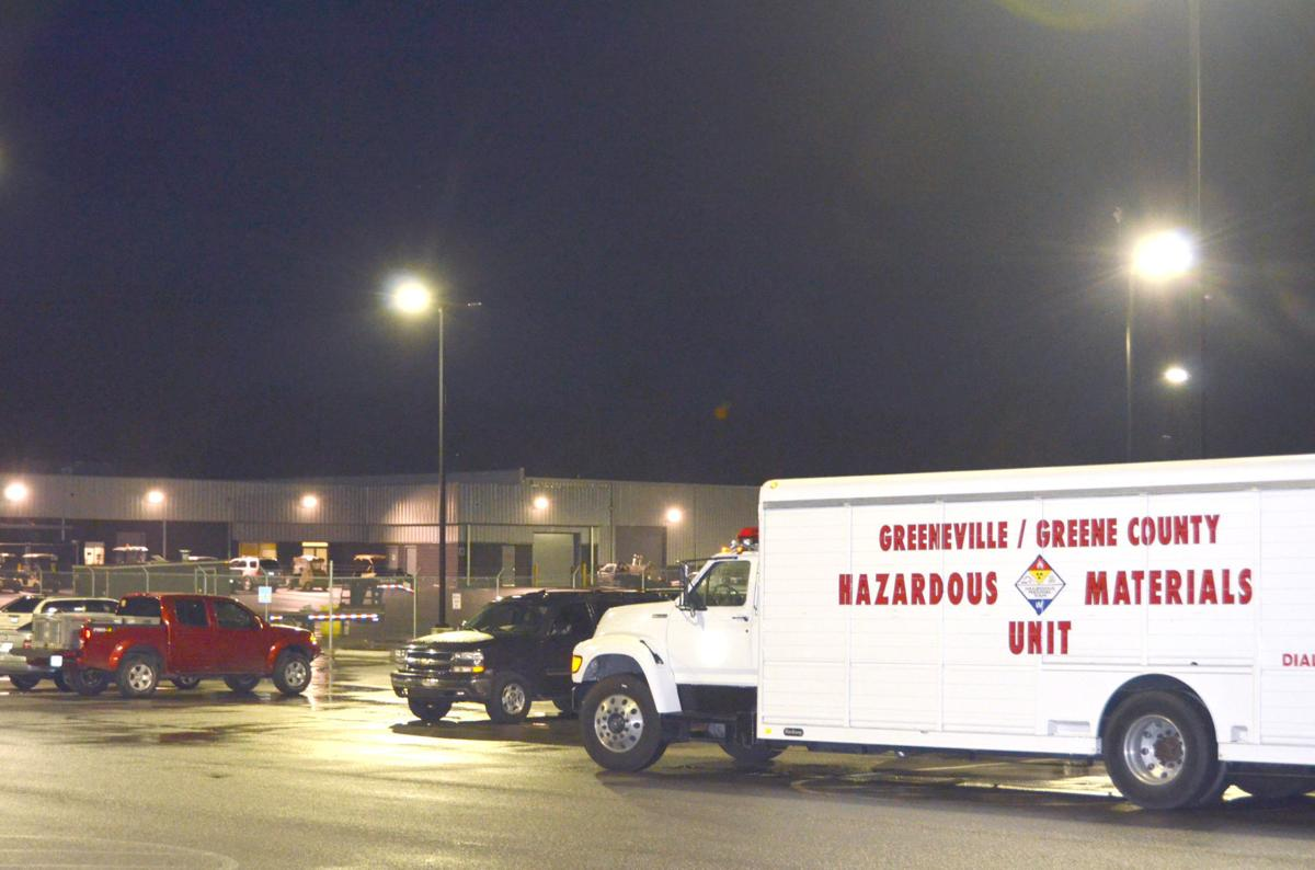 US Nitrogen 4 haz mat truck file