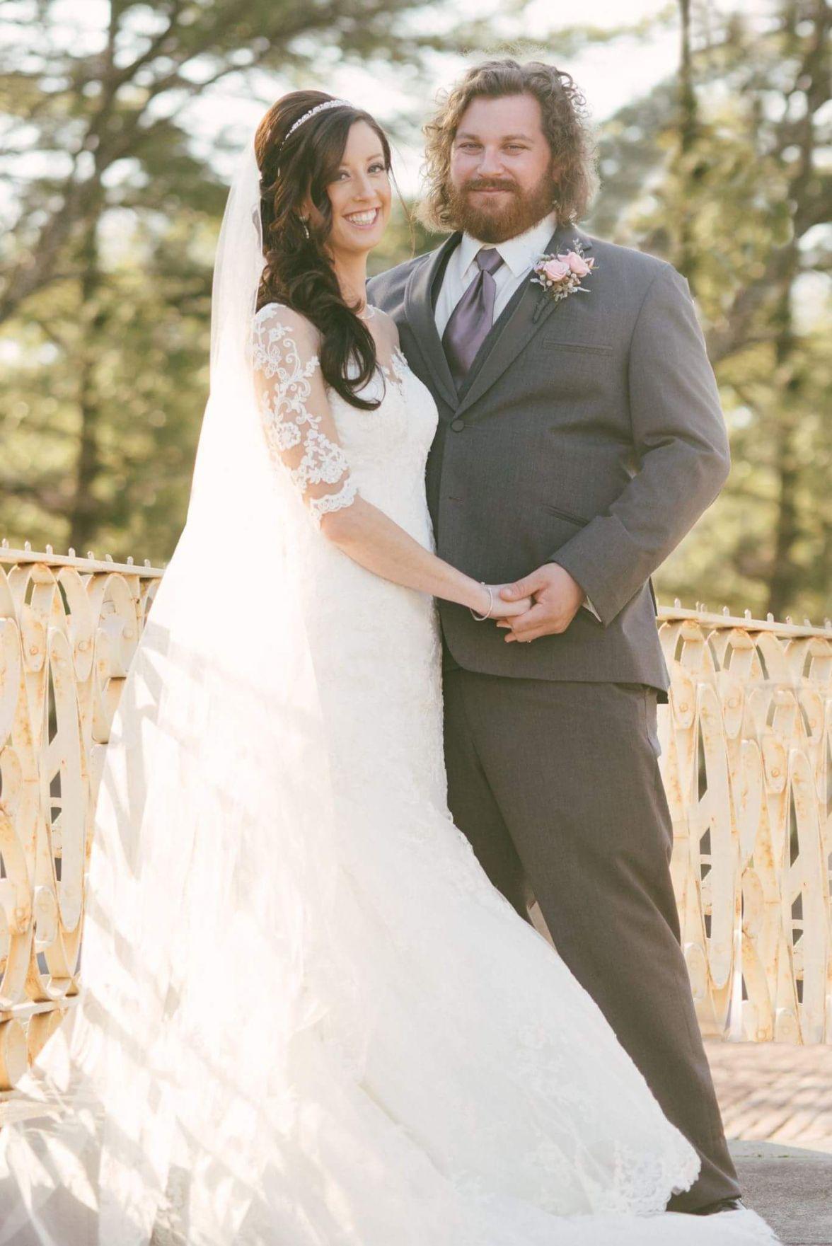Ashley Elizabeth Rymer Weds Daniel Crowder   Living   greenevillesun.com