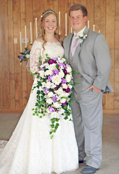 Amber LeAnne Jones Weds Charles Tyler Bailey