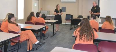 Life Skills Class At Workhouse Annex