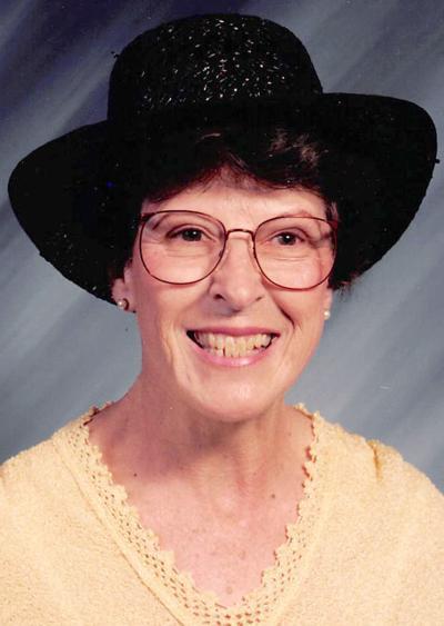 NAOMI RUTH BROYLES