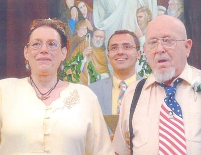 Karen Ford Weds Charles Powell