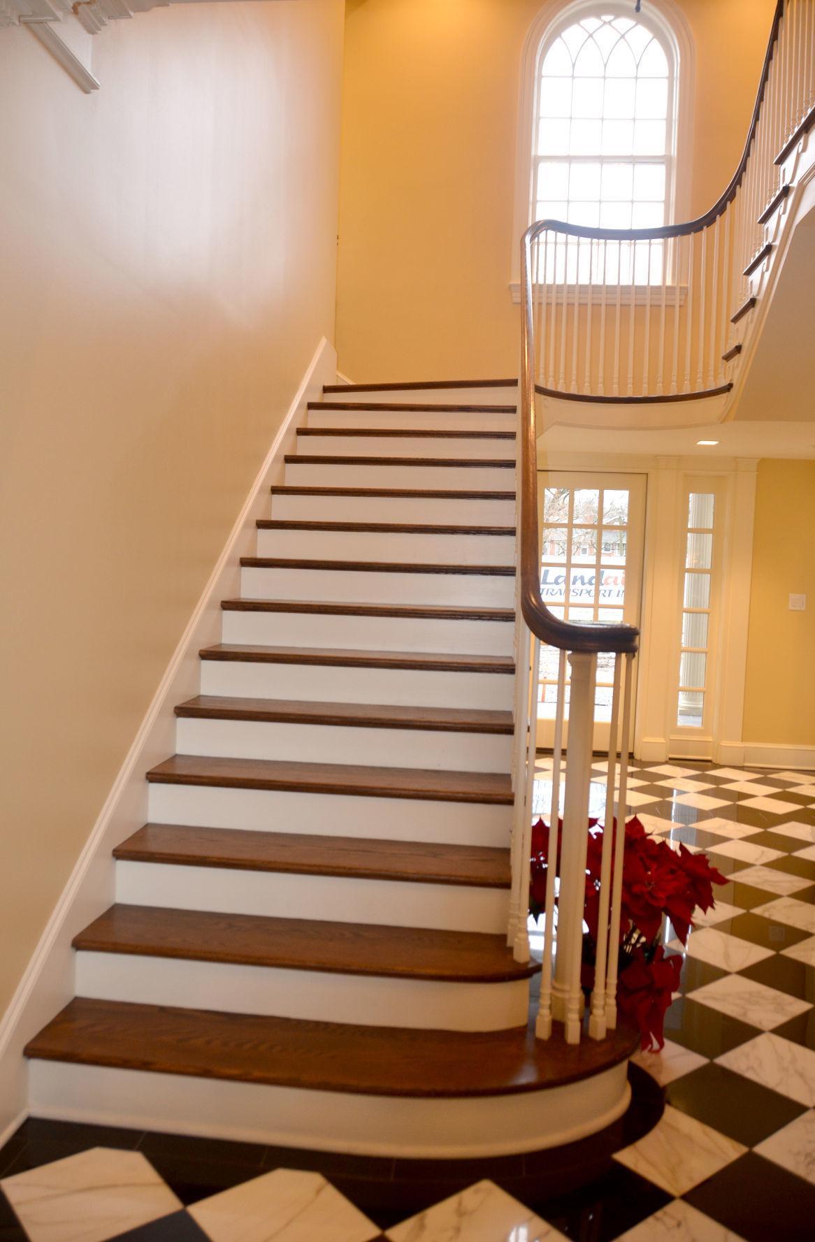 Niswonger Foundation stairwell