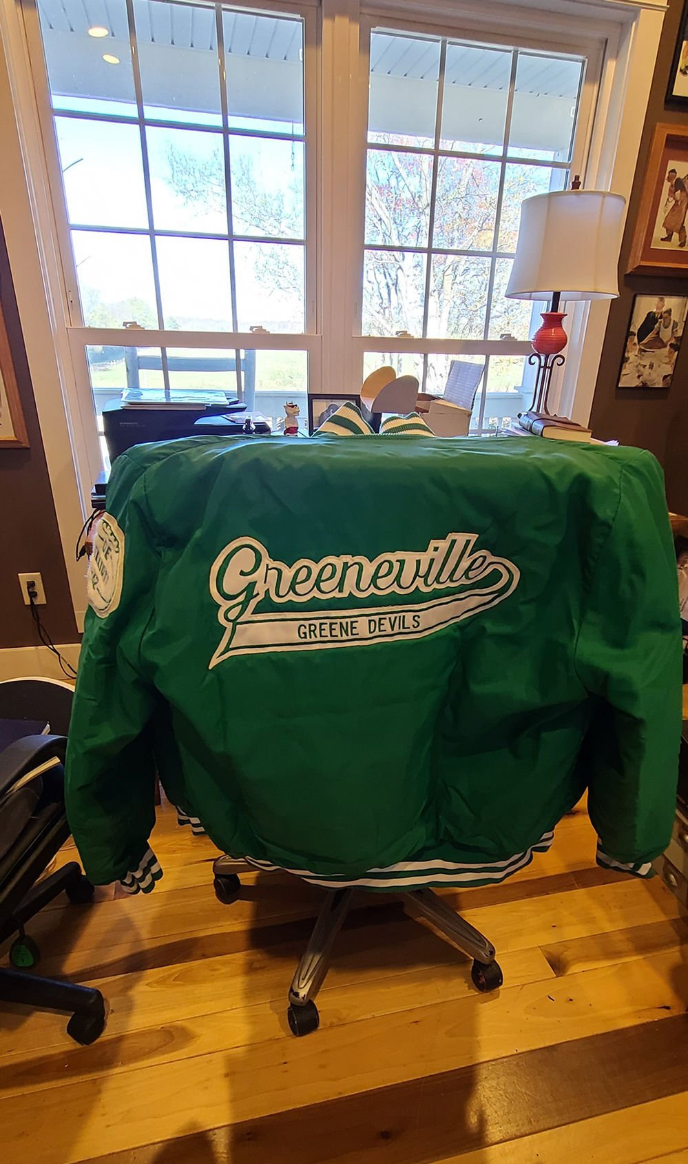 A Traveling Jacket