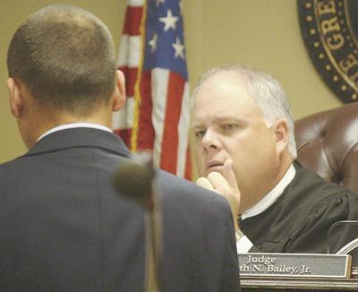 Judge Kenneth Bailey Jr.