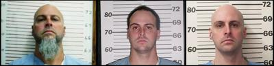 Escaped Inmate Tennessee