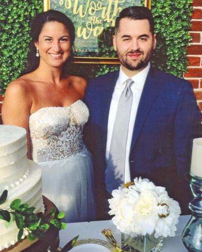 Valerie Jean Childers Weds Thomas Bradley Parks