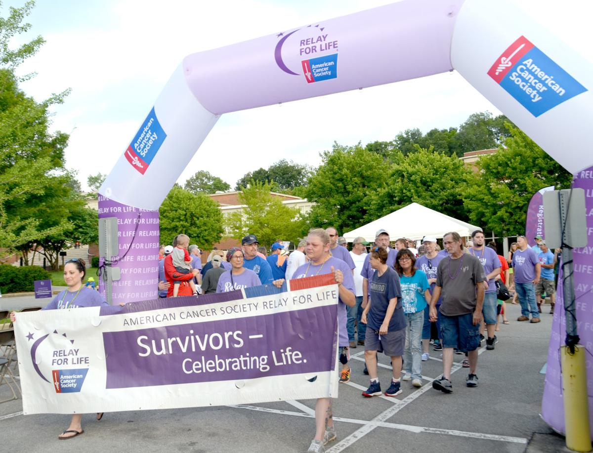 More than 150k raised to fight cancer see 127 photos local news relayforlife1 m4hsunfo