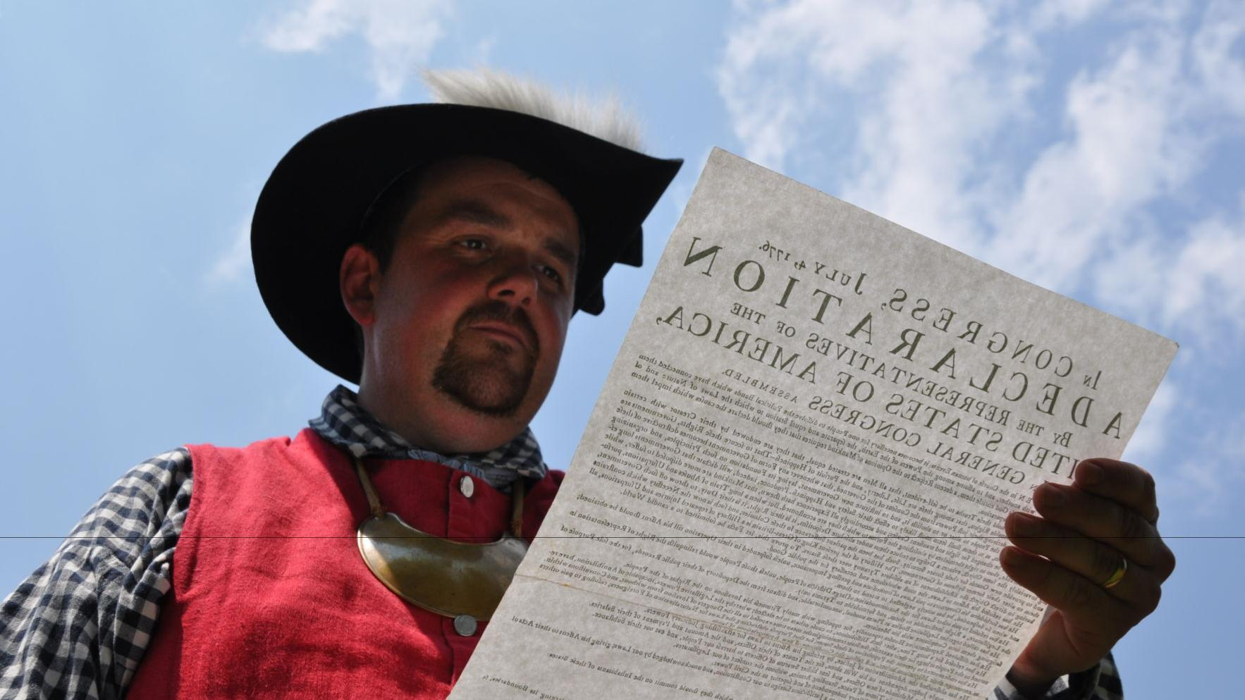 MASSEY: Celebrating Independence On The Frontier