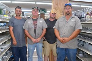 Meet These Hard Working Guys At Greeneville Builders Supply.