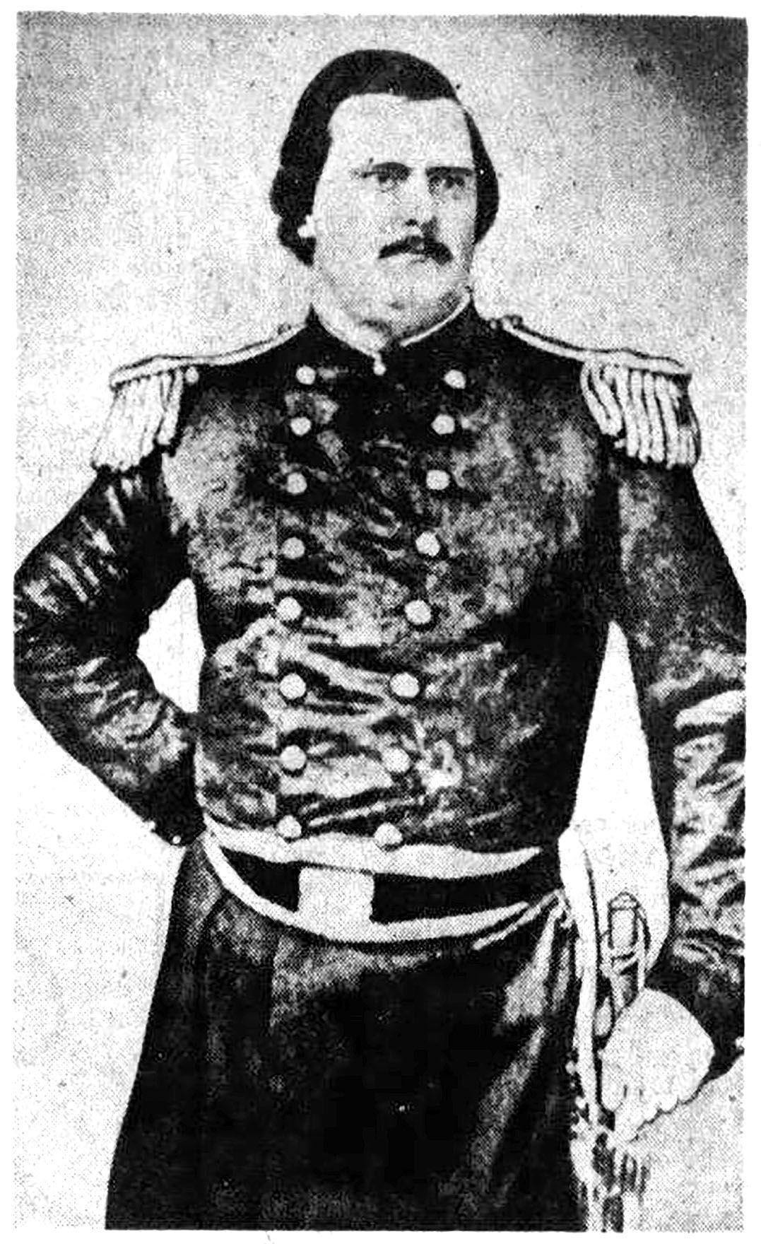 Major Chatham Roberdeau Wheat