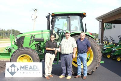 Meade Tractor Donation