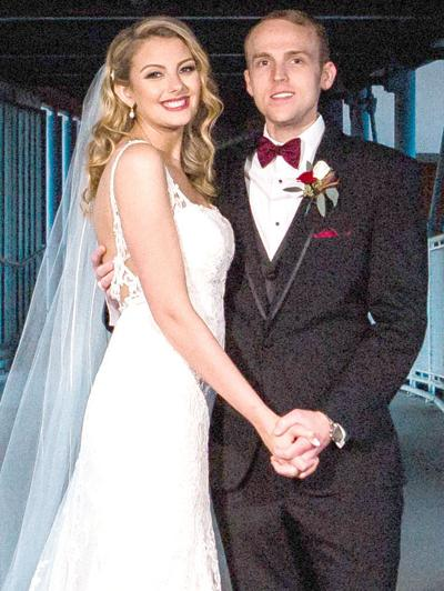 Samantha Haley Haynes Weds Joshua Taylor Teague