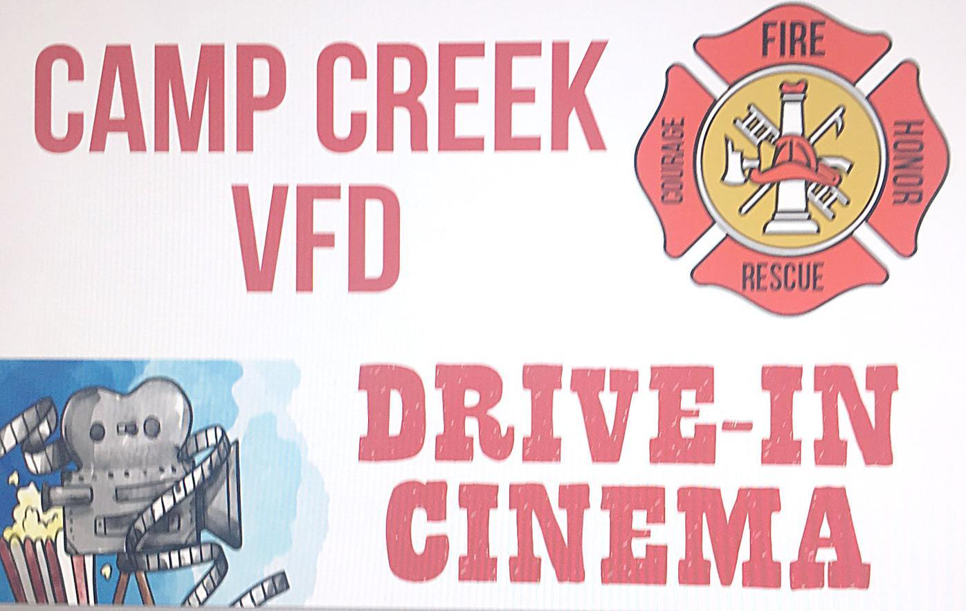 Camp Creek VFD Drive-In Cinema