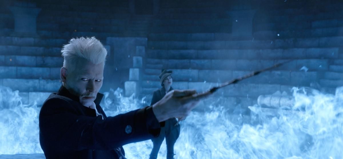 Film Review - Fantastic Beasts: The Crimes of Grindelwald
