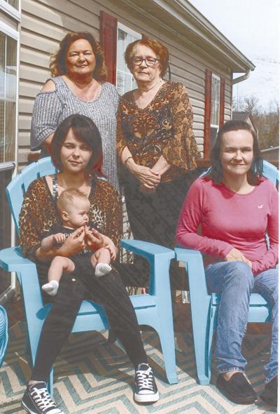Hughes Five Generations