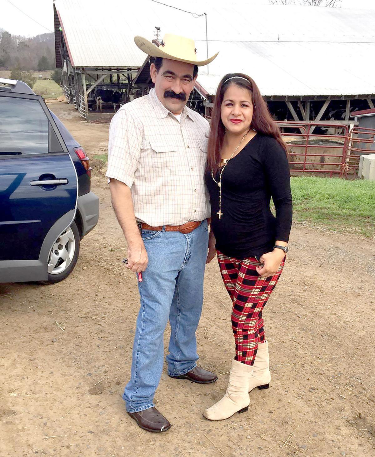 Humberto Gomez and Beatriz Flores Jimenez