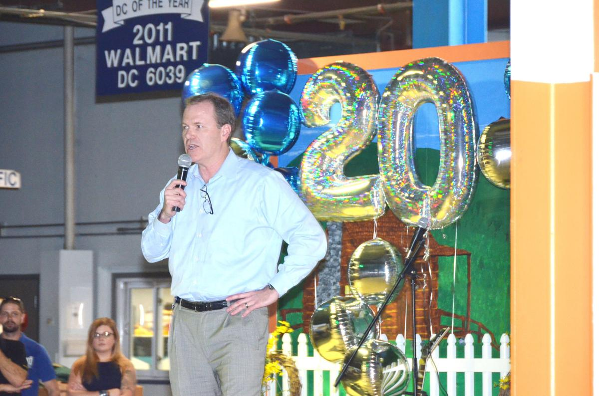 Distribution Center Marks 20 Years In Midway Local Business News