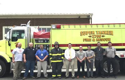 Greeneville Nissan-volunteer firefighter insurance photo